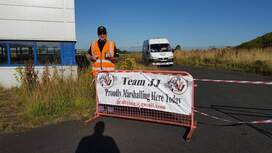 Team JJ Marshal's Club Proudly Marshalling Here